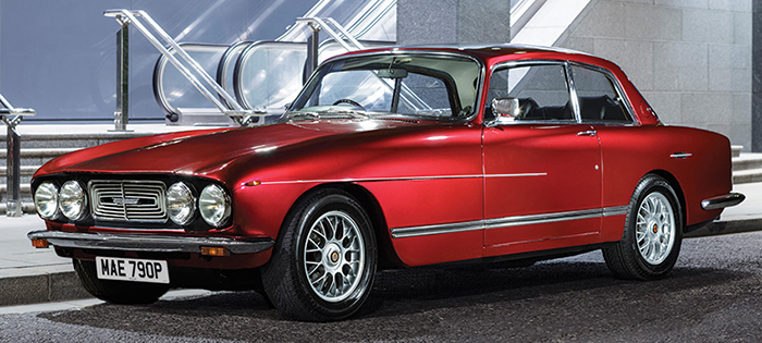 Bristol Cars Product Development With Finesse And