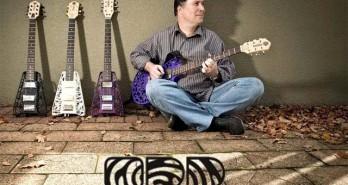Olaf Diegel guitar