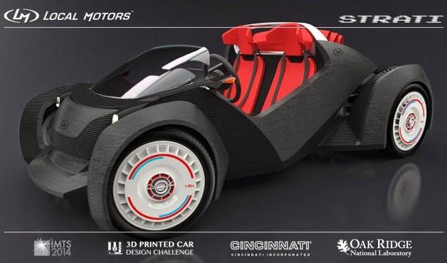 Print a Car – that's Product Development!